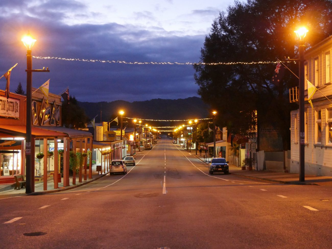 Reefton will light up your life